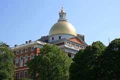 Massachusetts Capitol Building