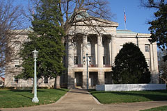 North Carolina Capitol Building
